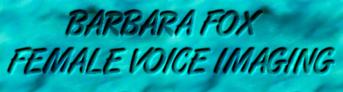 Barbara Fox Voice Imaging